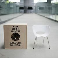 Vitra In Miniatura Tom Vac Ron Arad Bianco Vitra Design Museo In Miniatura -  - ebay.it