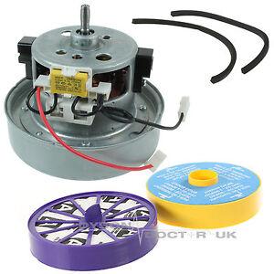 Vacuum Hoover Ydk Motor Fits Dyson Dc07 Filter Service Kit