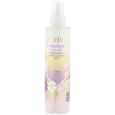 Pacifica  French Lilac Perfumed Hair   Body Mist  6 fl oz  177 ml for sale  USA