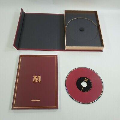 MAMAMOO 4th Mini album Memory Opened CD Booklet [NO photocard] K-POP Idol group