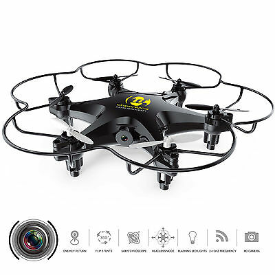 Cheerwing CW6 Mini RC Hexacopter Quadcopter 2.4G 6-Axis Gyro 3D Drone w/ Camera