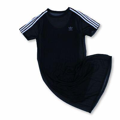 Adidas Women's Mini Dress 16 Colour:  Black