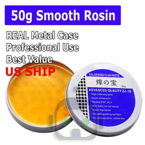 New Rosin Soldering Flux Paste Solder Welding Grease 50Gram US SHIP