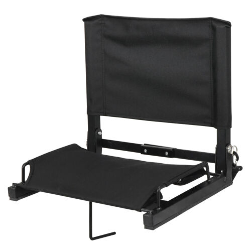stadium seat chairs with backs and cushion