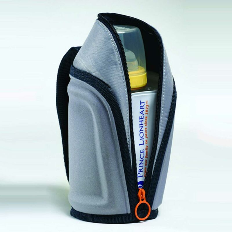 Prince Lionheart Reusable On The Go Baby / Toddler / Child Bottle Warmer Pouch