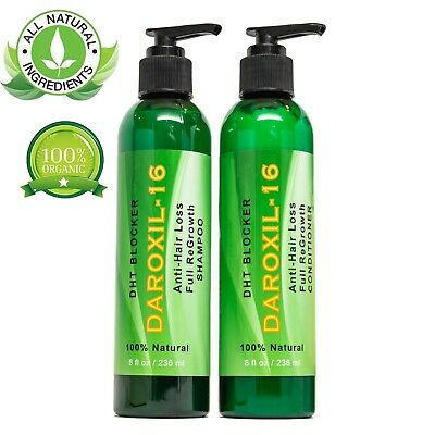 Best Fastest Hair Loss Regrowth Thinning Shampoo Conditioner