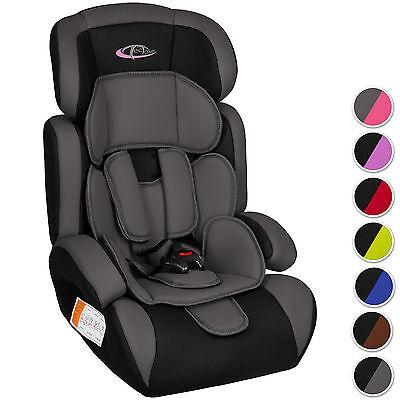 Autostoel Autokinderzitje Kinderzitje 9 - 36 kg groep 1 2 3  - diverse kleuren
