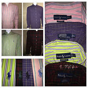 Mens Ralph Lauren Plaid Shirt XL