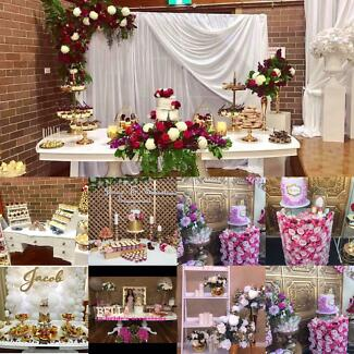 Floral wedding decorations props hire party hire gumtree prop hire bankstown bankstown area preview junglespirit Choice Image