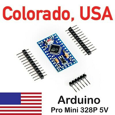 Atmega328p Mini 5v 16m Micro-controller Board Arduino Pro Mini From Colorado Us