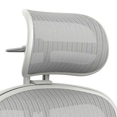 Atlas Suspension Headrest For Herman Miller Aeron Chair - Remastered Mineral