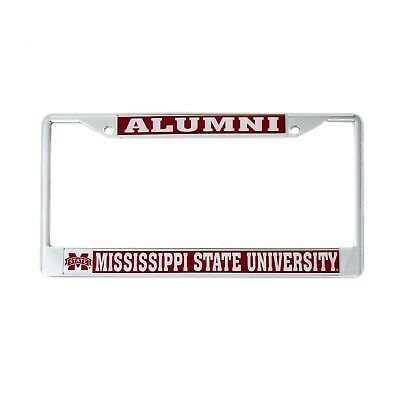 Mississippi State University Alumni - Mississippi State University Alumni License Plate Frame