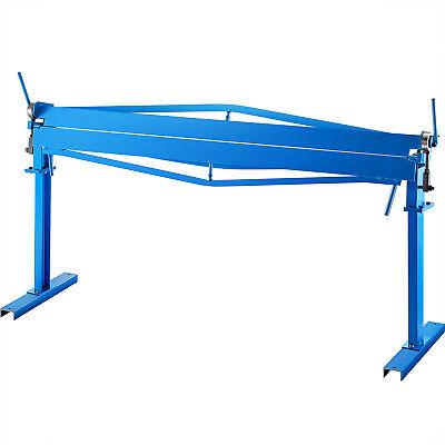 Vevor 72 Sheet Metal Bending Brake Bender W Stand Aluminum Steel Fabrication