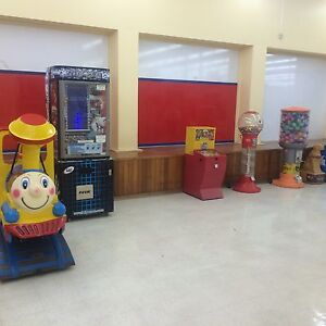 KIDS RIDES & VENDING MACHINE RIVERLAND BUSINESS FOR SALE Clearview Port Adelaide Area Preview