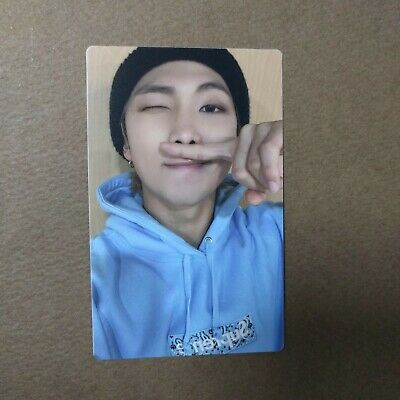BTS BE Essential Edition [RM] SOUNDWAVE LUCKY DRAW Photocard