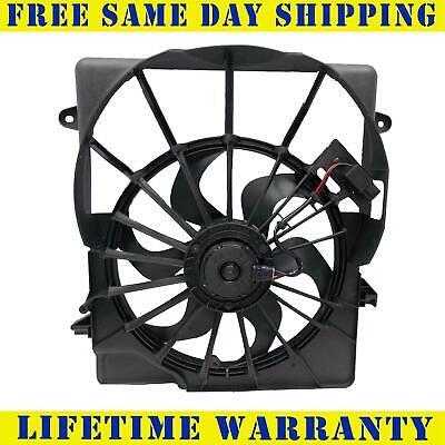 Radiator And Condenser Fan For Dodge Nitro  CH3115153