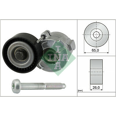 Fits Vauxhall Zafira MK2 1.9 CDTi Genuine Gates Alternator V-Ribbed Belt