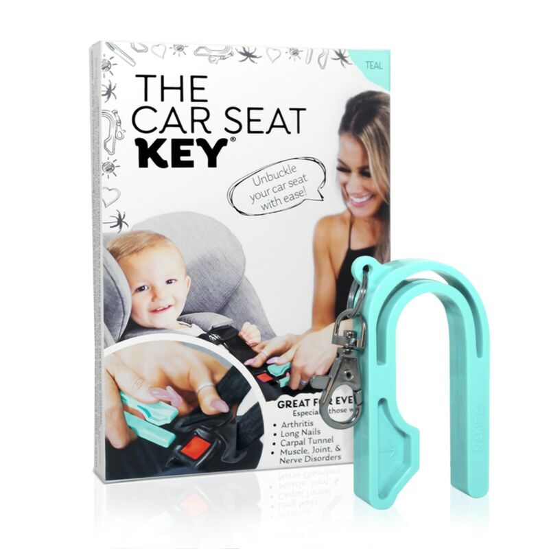 The Car Seat Key - EASY CAR SEAT UNBUCKLE by NAMRA® Made in USA