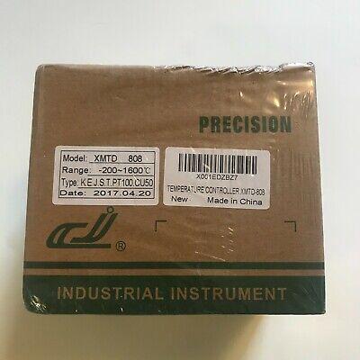 Precision Temperature Controller Xmtd-808 New In Box
