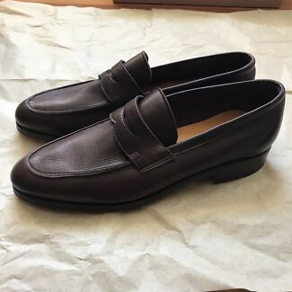 8be77f06981 Brand new unworn Meermin soft calf leather penny loafers (UK7 ...
