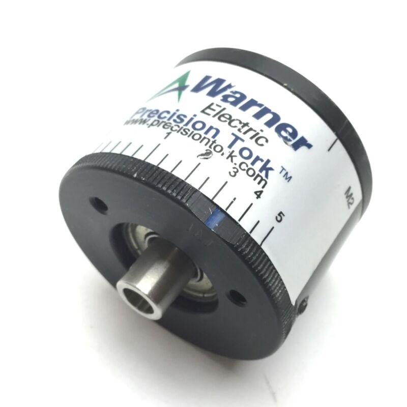 "Warner Electric MC2-14 Magnetic Clutch, Torque: 0.5-22 inoz, Bore: 1/4"""