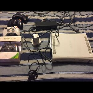 Xbox 360 System & Everything In Picture