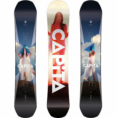 Capita Defenders of Awesome Doa Men's Snowboard all Mountain Freestyle 2020 New Capita All Mountain Snowboard