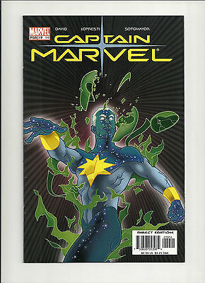 Captain Marvel  #19 NM Vol 4