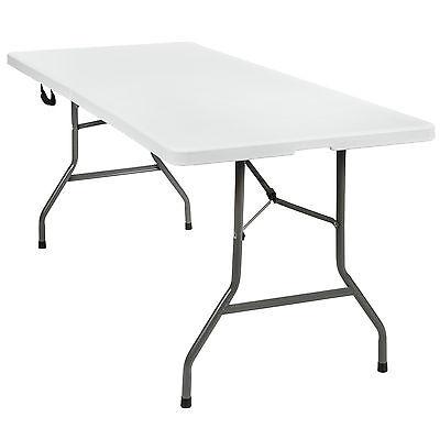 Klapptisch Klappbar Buffettisch Esstisch Gartentisch Campingtisch Tisch 183 cm