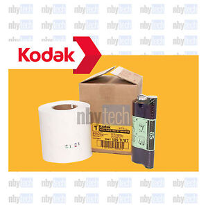 Kodak Photo Print Kit 8800/8810S Thermal Paper & Ribbon 8x10 (1099787 or1294966)