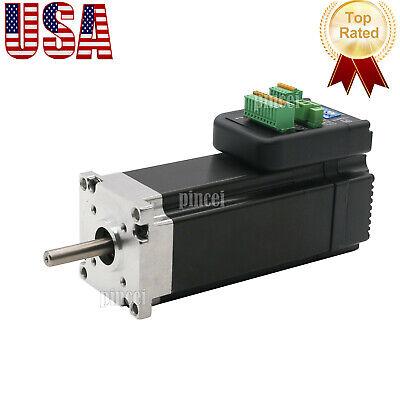57 Integrated Servo Motor 180w 3000rpm Nema23 36vdc Jmc Ihsv57-30-18-36-01 Usa