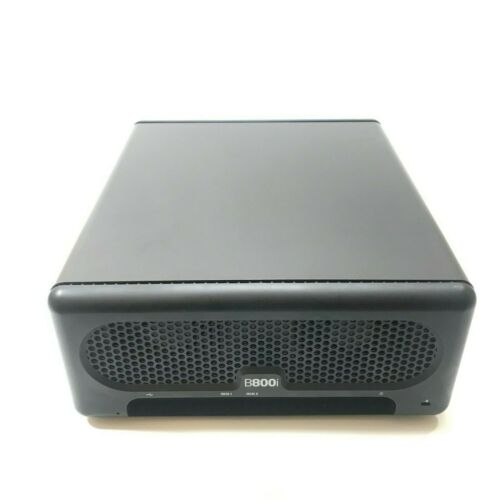 Drobo B800i 8-Bay iSCSI SAN Storage Enclosure 8x 500GB SATA Hard Drive