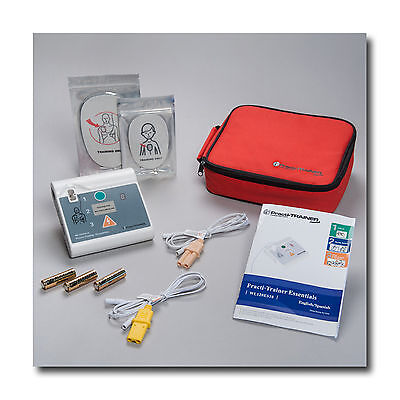 Aed Practi-trainer Essentials Cpr Defibrillator Training Unit Wnl Wl120es10