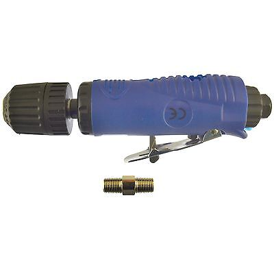 "Air drill 3/8"" drive / chuck / keyless / straight / non reversible BERGEN AT13"