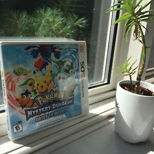 Games for the Nintendo DS and 3DS