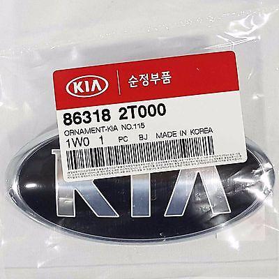 Genuine 863182T000 Front Hood Emblem For KIA OPTIMA 2011-2015  RiO5  2013- 2014