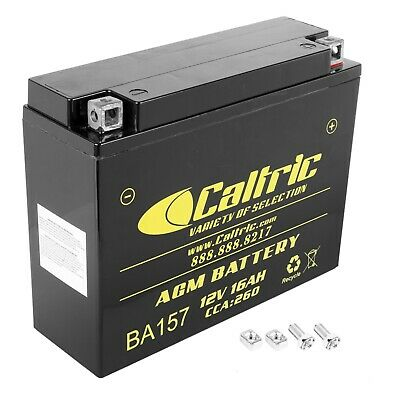 AGM Battery for Yamaha V-Max 1200 VMX1200 1985 1986 1988-2007 comprar usado  Enviando para Brazil