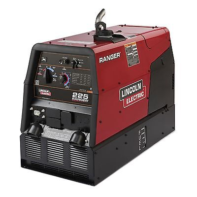 Lincoln Ranger 225 Engine Welder Generator K2857-1 With 430 Rebate