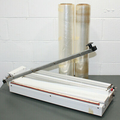 Midwest Pacific 27 Shrink Wrapper Machine Mp-27sw Bag Heat Sealers With Cutter