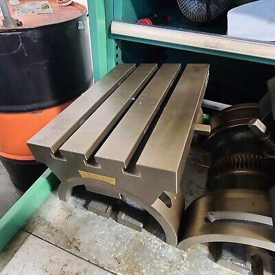 Yuasa - 10 14 X 15 - Tilting T-slot Angle Table - 550-423 - 1