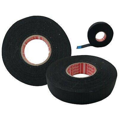 Tesa Oem Adhesive Cloth Fabric Exterior Harness Tape 34 X 82 - Sleeve Of 16