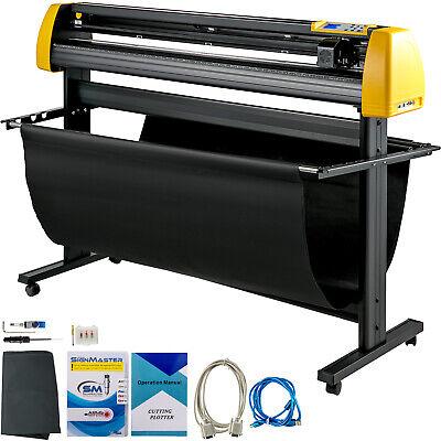 53 Vinyl Cutterplotter Sign 1350mm Cutting Machine Wsoftware Supplies