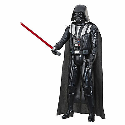 Star Wars Hero Series: Darth Vader 12-Inch Action Figure with Lightsaber