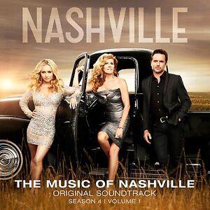NASHVILLE THE MUSIC OF NASHVILLE SEASON 4 VOLUME 1 CD ALBUM (June 17th 2016)