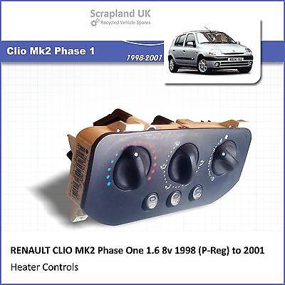 Renault Clio MK3 2005-2009 Front Bonnet Grey TEB66
