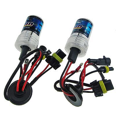 2 Xenon HID Headlight Bulbs replacement H1 H3 H4 H7 H109005 9006 880881 9007