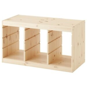 Looking for IKEA trofast toy storage bin units