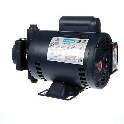Henny Penny Filter Pump 12 Hp Motor New Os Open Box 67589