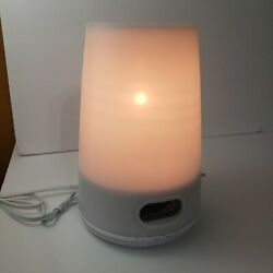 Philips HF3470 Wake-Up Light Therapy Natural Sunrise Lamp Alarm Clock FM Radio