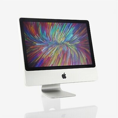 "Apple iMac 20"" (2007) Core 2 Duo 2.0GHz 4GB 250GB HDD"